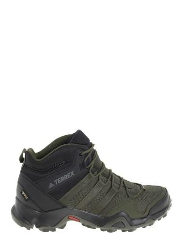adidas Terrex Ax2R Mid GORE-TEX® - Su Geçirmez Yeşil